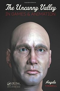 The Uncanny Valley in Games and Animation (Hardcover)-cover