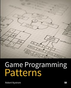 Game Programming Patterns (Paperback)-cover