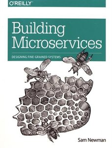 Building Microservices (Paperback)-cover