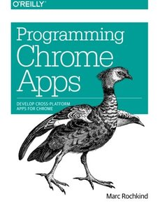 Programming Chrome Apps (Paperback)-cover