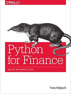 Python for Finance (Paperback)-cover