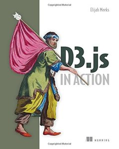 D3.js in Action (Paperback)-cover