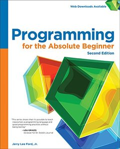 Programming for the Absolute Beginner, 2/e (Paperback)-cover