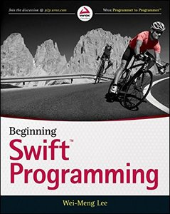 Beginning Swift Programming (Paperback)-cover