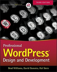 Professional WordPress: Design and Development, 3/e (Paperback)-cover