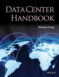 Data Center Handbook (Hardcover)-cover