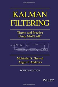 Kalman Filtering : Theory and Practice with MATLAB, 4/e (Hardcover)-cover