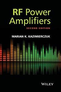 RF Power Amplifier, 2/e (Hardcover)-cover