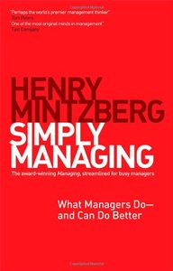 Simply Managing: What Managers Do - and Can Do Better (Paperback)-cover