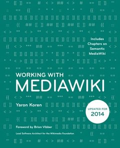 Working with MediaWiki (Paperback)-cover