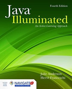 Java Illuminated: An Active Learning Approach, 4/e (Paperback)-cover