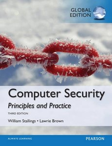 Computer Security: Principles and Practice, 3/e (IE-Paperback)-cover