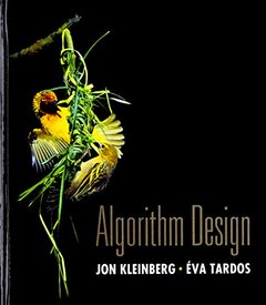 Algorithm Design (Hardcover)-cover