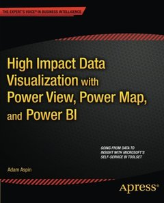 High Impact Data Visualization with Power View, Power Map, and Power BI-cover