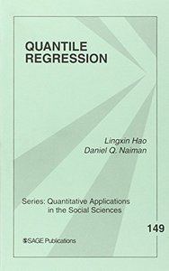 Quantile Regression (v. 149) (Paperback)-cover
