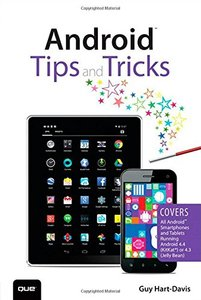 Android Tips and Tricks Paperback-cover
