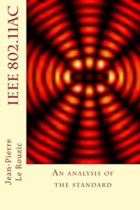 IEEE 802.11ac: An analysis of the standard (Paperback)-cover
