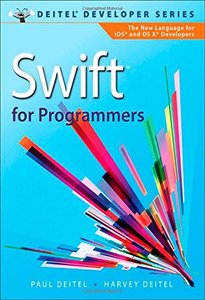 Swift for Programmers (Paperback)-cover