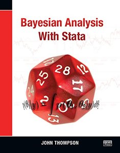 Bayesian Analysis with Stata (Paperback)-cover