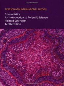 Criminalistics, 10/e (Paperback)-cover