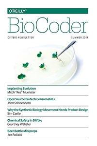 BioCoder #4: Summer 2014 (Paperback)-cover