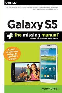 Galaxy S5: The Missing Manual (Paperback)-cover