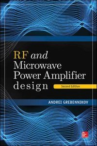 RF and Microwave Power Amplifier Design, 2/e (Hardcover)-cover