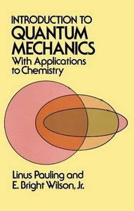 Introduction to Quantum Mechanics with Applications to Chemistry (Paperback)-cover