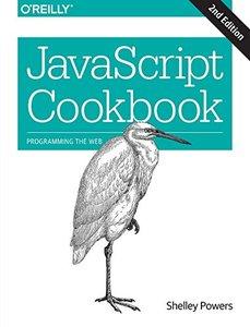 JavaScript Cookbook, 2/e (Paperback)-cover