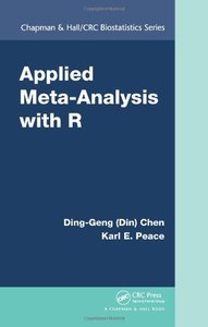 Applied Meta-Analysis with R (Hardcover)-cover