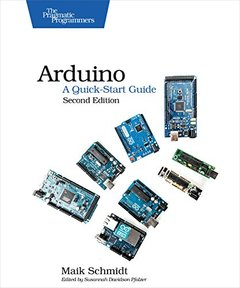 Arduino: A Quick-Start Guide, 2/e (Paperback)-cover