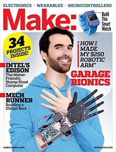 Make: Volume 43: Wearables (Paperback)