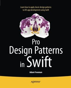 Pro Design Patterns in Swift (Paperback)-cover