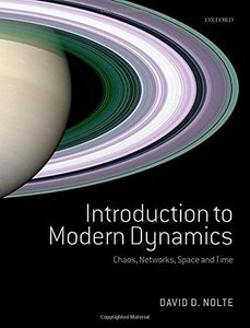 Introduction to Modern Dynamics: Chaos, Networks, Space and Time (Paperback)-cover