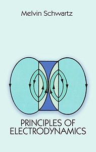 Principles of Electrodynamics (Paperback)-cover