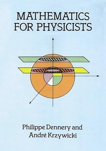 Mathematics for Physicists (Paperback)-cover