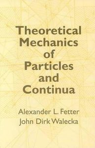 Theoretical Mechanics of Particles and Continua (Paperback)-cover