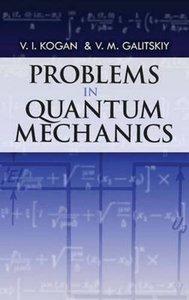Problems in Quantum Mechanics (Paperback)-cover
