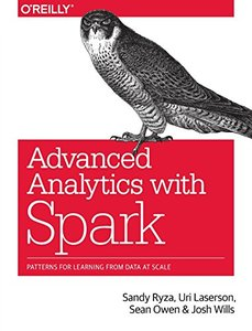 Advanced Analytics with Spark: Patterns for Learning from Data at Scale (Paperback)-cover