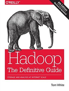 Hadoop: The Definitive Guide, 4/e (Paperback)-cover