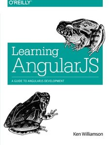 Learning AngularJS: A Guide to AngularJS Development (Paperback)-cover