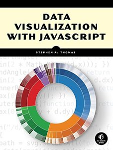 Data Visualization with JavaScript (Paperback)-cover
