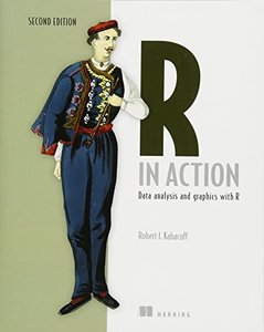 R in Action: Data Analysis and Graphics with R, 2/e (Paperback)-cover
