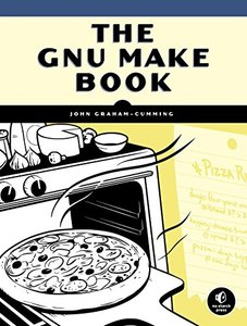 The GNU Make Book (Paperback)-cover