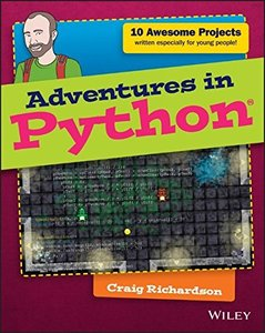Adventures in Python (Paperback)-cover