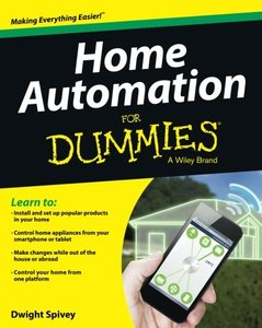 Home Automation For Dummies (Paperback)-cover