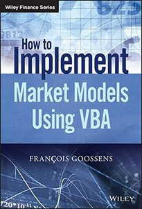 How to Implement Market Models Using VBA (Hardcover)-cover
