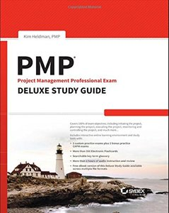 PMP Project Management Professional Exam Deluxe Study Guide (Hardcover)-cover