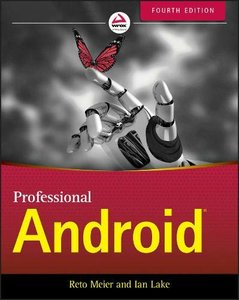 Professional Android ,4e-cover