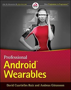 Professional Android Wearables (Paperback)